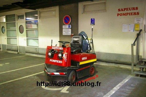 Pompiers Montparnasse