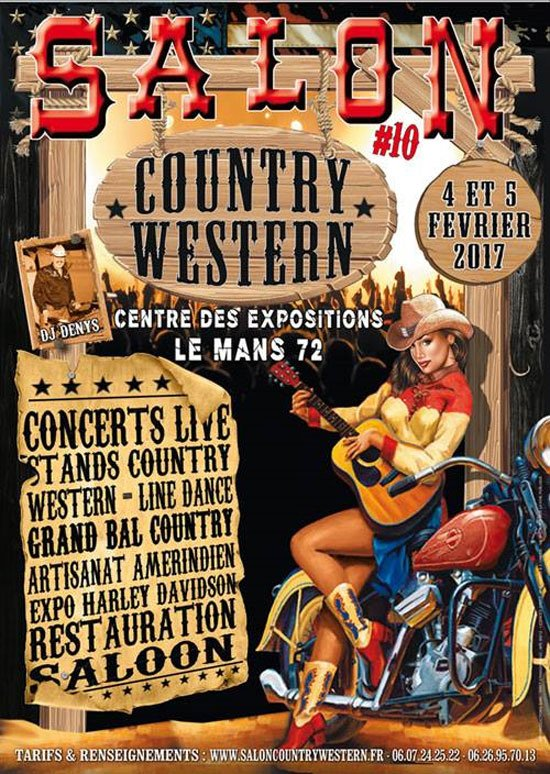salon country western blog de michel 57 louvigny