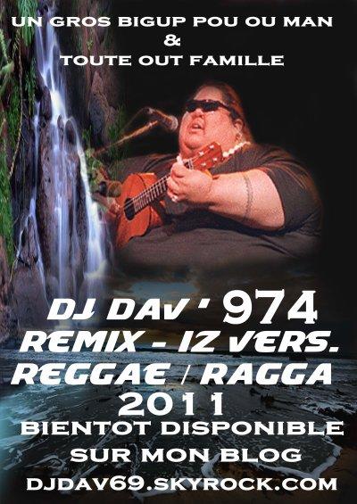 VARIOUS SOUND REMIX / DJ DAV'974 Remix - IZ- somewhere over the Rainbow-vers.Reggae-Ragga 2011 (2011)