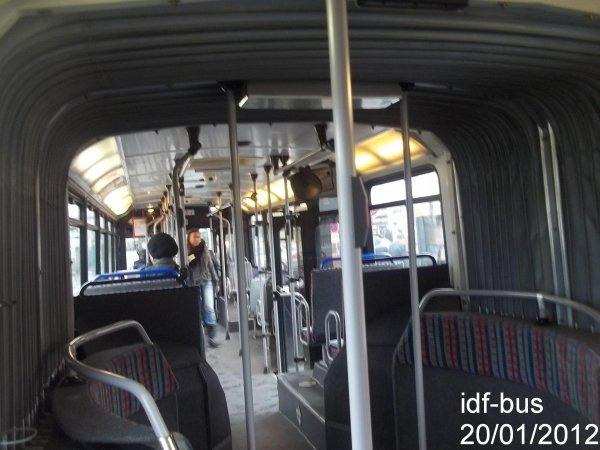 R seau cif groupe k olis ligne 15 bus renault rvi pr118 aulnay sous bois rer le blog des - Garage renault aulnay sous bois ...