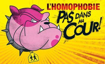 Case 6 - Je veux parler d'homophobie