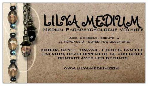 articles de lilya medium tagg s medium voyant lilya medium. Black Bedroom Furniture Sets. Home Design Ideas