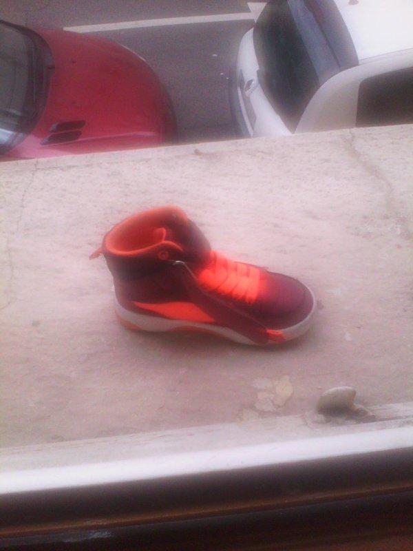 Les chaussure a mon bb