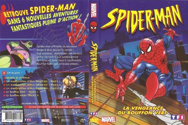 SERIE SPIDER-MAN SAISON 1 / 2 / 3 / 4 ANNEE 1994 / 1995