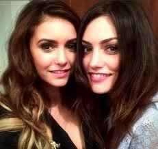 Nina Dobrev et Phoebe Tonkin, laquelle préférez-vous ?