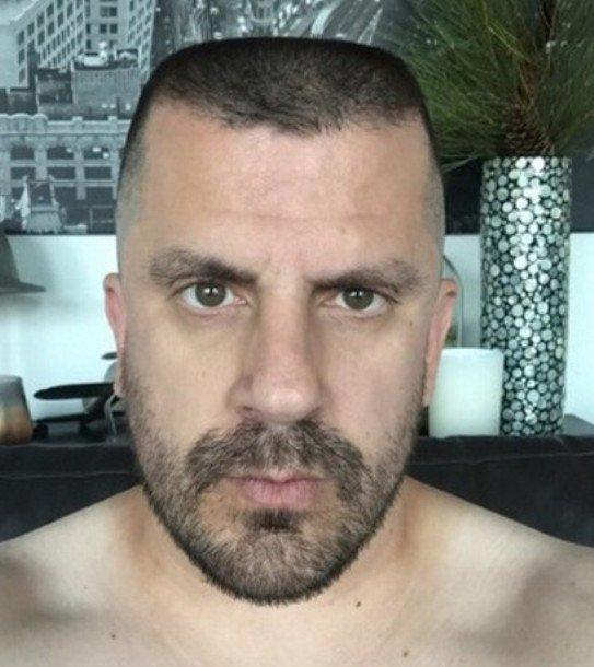 Brosse bonne courte et barbe