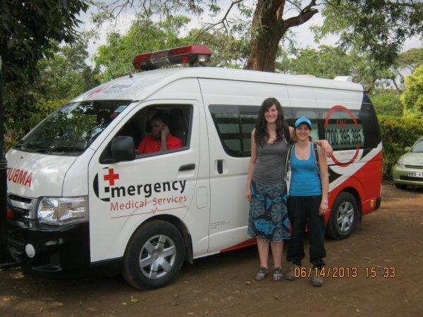 Kenyan Ambulance !!