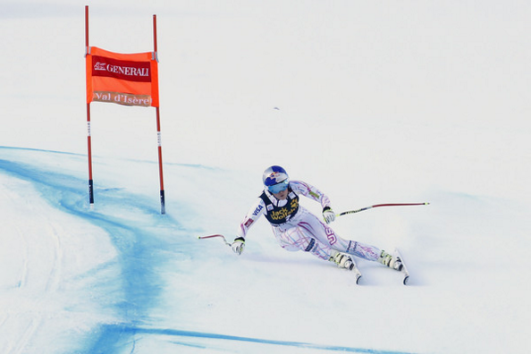 Coupe du monde 2015-2016 : Val-d'Is�re - Courchevel (France)