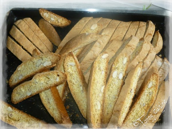 Cantucci au thermomix fanny cuisine - Livre thermomix ma cuisine 100 facons ...