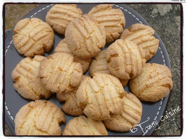 Biscuits au beurre au thermomix fanny cuisine - Beurre persille thermomix ...