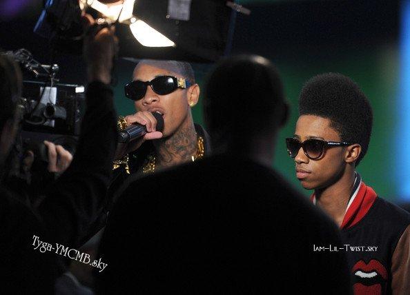 Tyga & Lil Twist