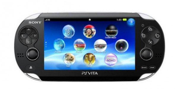 PS VITA  sortie  debut 2012