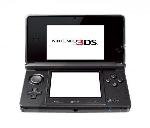 Nintendo 3ds sortie 2011
