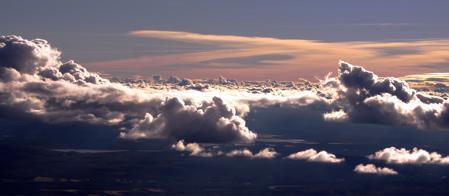 | chroniques à 20,000 pieds |