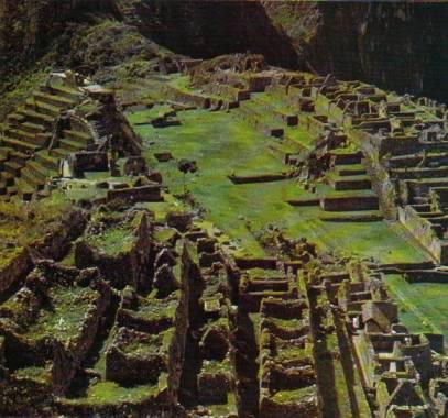 | clopoяtes! | utopie n°7 : utopie des incas