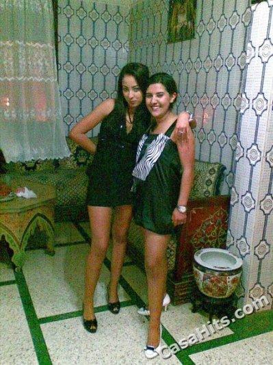 Photos de belles filles du Maroc -