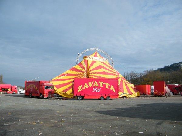 cirque achille zavatta à vesoul