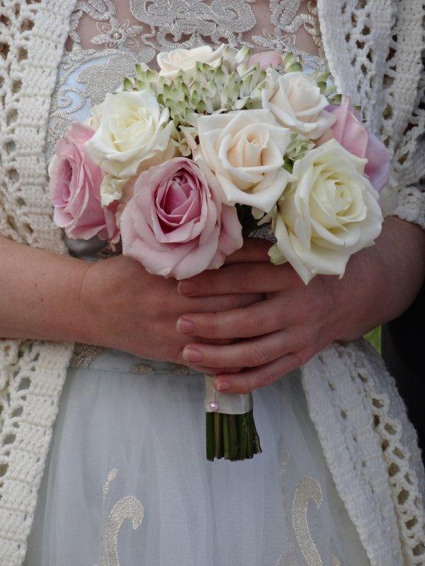 le bouquet de la mari�e