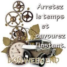 week end   bon w end � tous