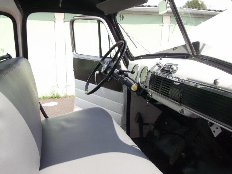 Pick-Up Chevrolet 1951 : mon nouveau jouet