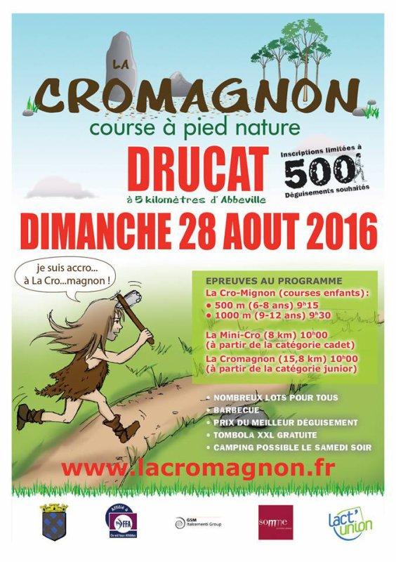 la Cromagnon , Drucat , dimanche 28 ao�t 2016 , Somme ...