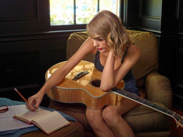 Taylor Swift - Time Magazine