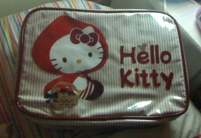 kitty pochette chaperon