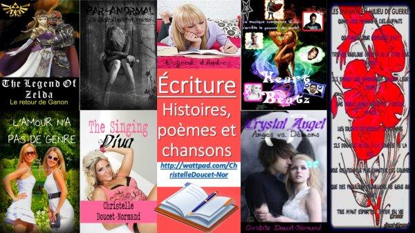 Histoire Et Po�sie Sur Wattpad.com