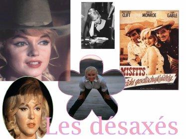 Film : Les d�sax�s