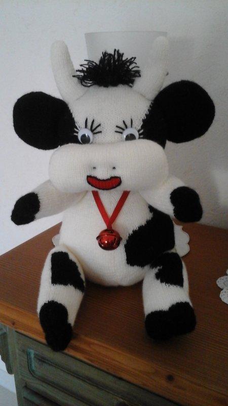 vache tricot