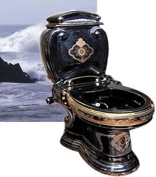 w c de luxe le blog officiel des w c. Black Bedroom Furniture Sets. Home Design Ideas