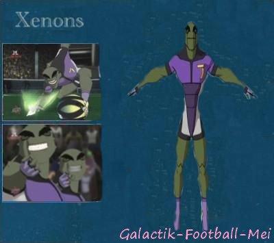 Blog de galactik football mei page 5 la vengeance de - Equipe galactik football ...