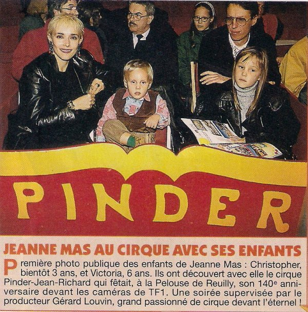 Jeanne mas et ses enfants jeanne mas en vrai - Jeanne mas et son mari ...