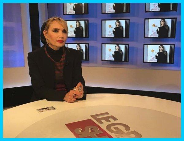 Le passage TV in�dit de la semaine ! - JEANNE MAS - Grande interview NON STOP PEOPLE