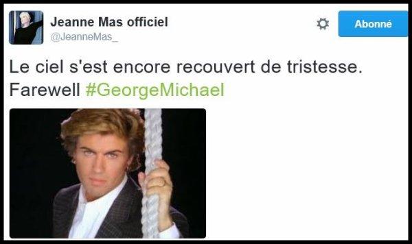Décès de George Michael