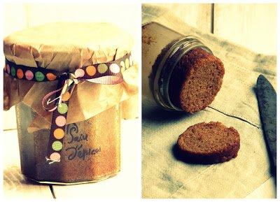 diys 2 recettes bocal cookies gateau en pot le coin. Black Bedroom Furniture Sets. Home Design Ideas