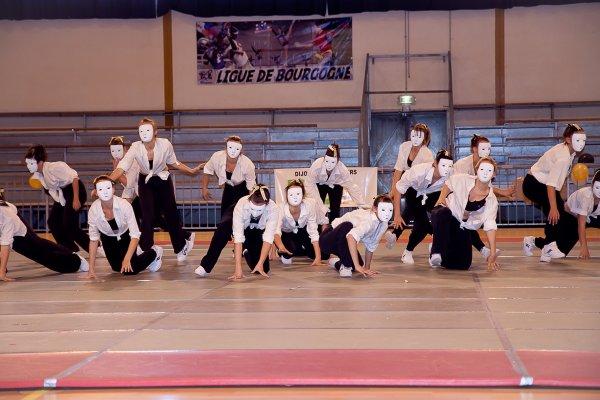GALA 10 ANS Dijon Cheerleaders