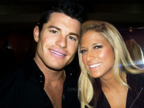 Evan Bourne & Kelly Kelly