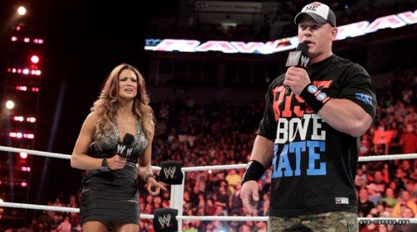 John Cena & Eve