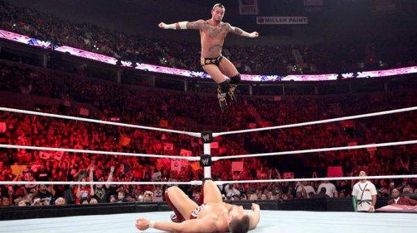CM Punk & Chris Jericho