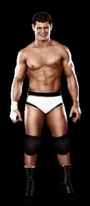Maryse, Maria, Cody Rhodes & John Cena
