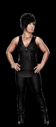 Vicki Guerrero & Wade Barrett