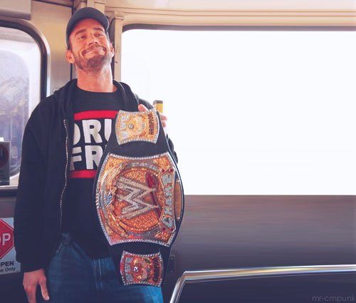Cm Punk Best in the World ♥♥ (2)