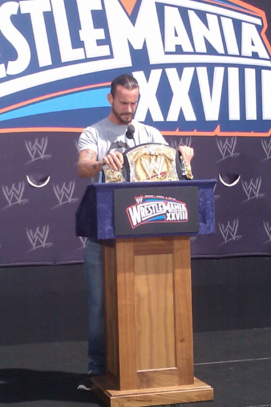 Cm Punk Best in the World ♥♥ (3)
