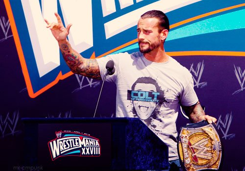 Cm Punk Best in the World ♥♥ (4)