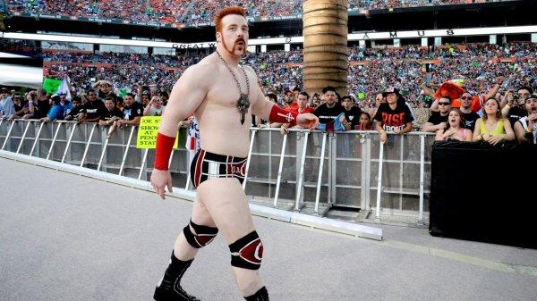 WrestleMania 28 : Sheamus bat Daniel Bryan