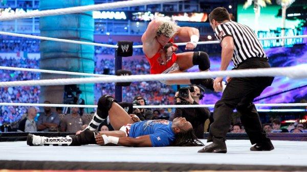 WrestleMania 28 : Team Laurinaitis bat Team Teddy