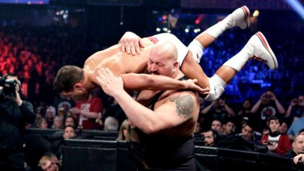 Extreme Rules 2012 : Cody Rhodes bat Big Show