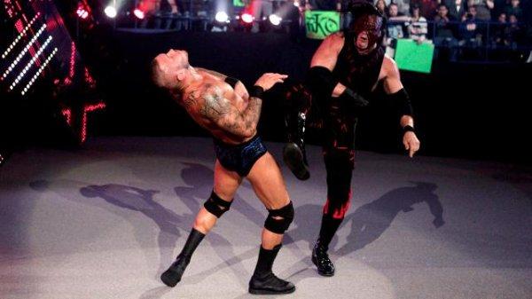 Extreme Rules 2012 : Randy Orton bat Kane