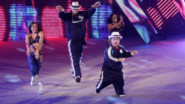 Extreme Rules 2012 : Brodus Clay bat Dolph Ziggler